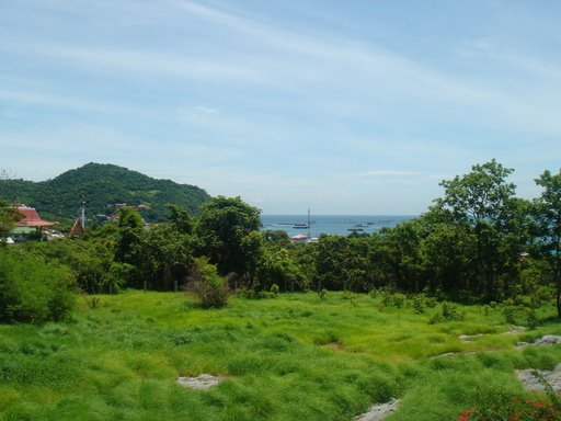 Koh Si Chang Seaview