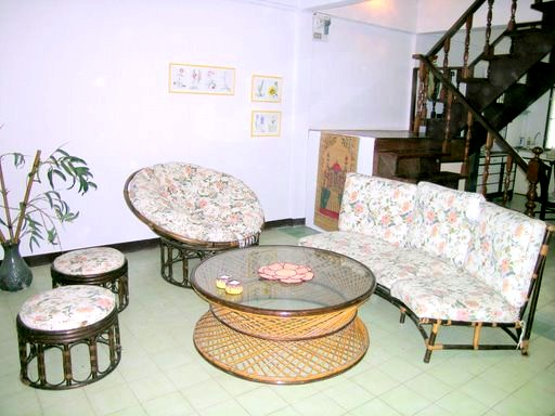 Rayong Townhouse Living Room